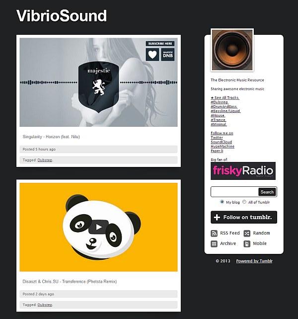 vibriosound
